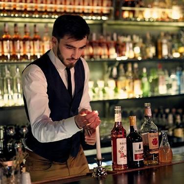 Конкурс барменів Bar Spirit Cup'17