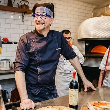 Гурме піца від Джованні