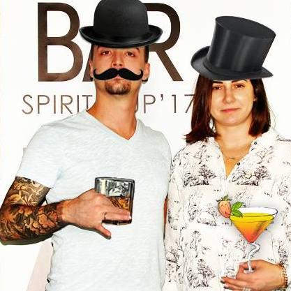 Майстер-клас у Києві від суддів Bar Spirit Cup'17