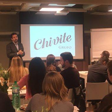 Дегустація вин J. Chivite Family Estates для нас та наших партнерів: