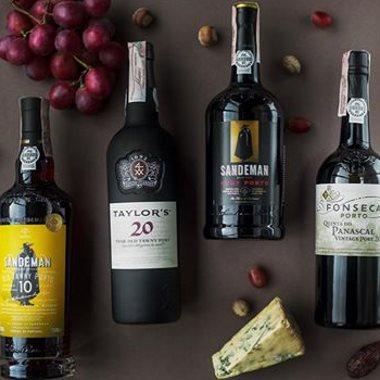Вино джентльменів, радість англійців, царів та рокерів. Про Porto