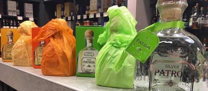 Patrón Tequila - новинка, которую мы так долго ждали